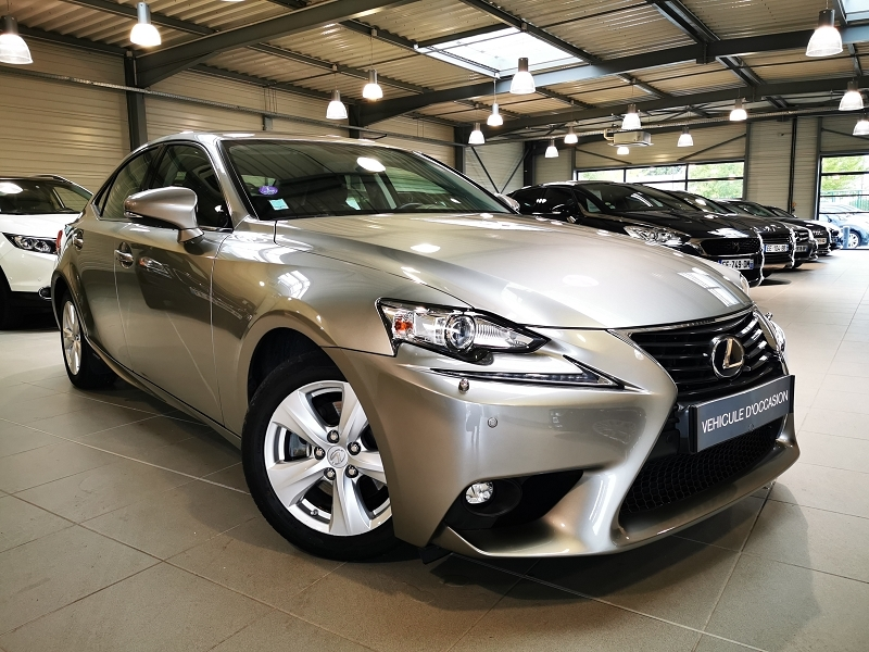 Lexus IS 300H BUSINESS Hybride GRIS F Occasion à vendre